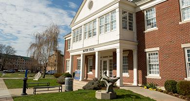 University of New Haven Bayer Hall